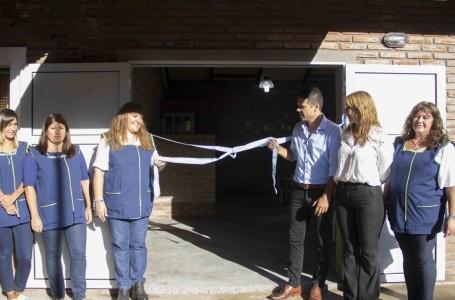 Inauguran nuevo salón en el Jardín Municipal Amiguitos