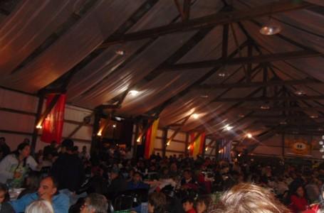 Roldán volvió a vivir la Gran Fiesta Solidaria de las Colectividades