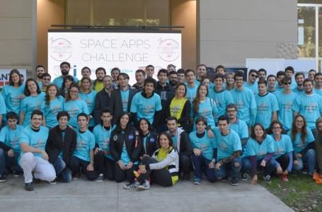 Alumnos de la FCEIA ganaron en la Sede Rosario de evento de la NASA
