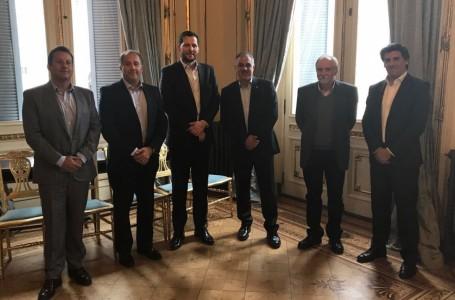 AEF se reunió con la Jefatura de Gabinete de Ministros