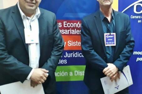 AEF presente en el 1º Congreso de Seguridad Integrada.