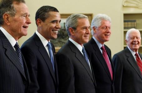 Murió a los 94 años el ex presidente George H. W. Bush