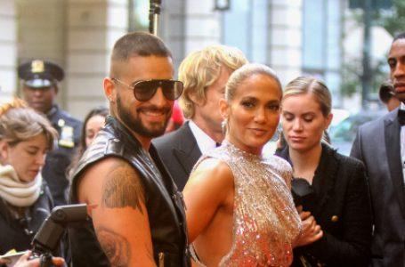 Maluma debutará en cine en febrero de 2021 como pareja de Jennifer Lopez