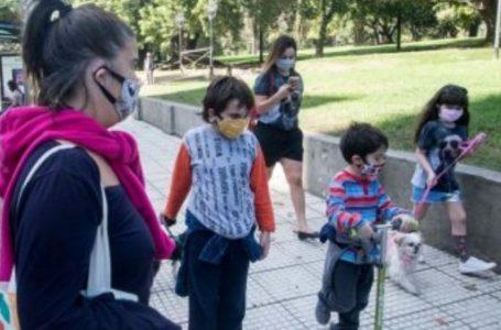 La Cuarentena de los más chicos en Funes no da para más