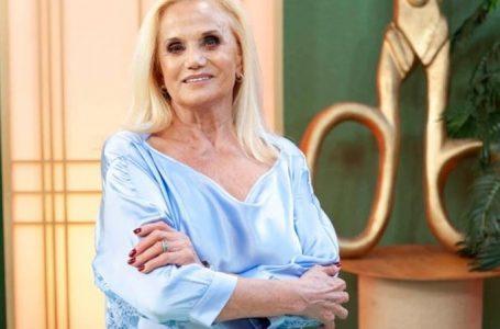 Elsa Serrano ícono de la moda, murió por inhalación de humo a los 73 años.