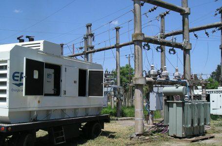 Atención Roldán Corte de Energía Eléctrica en minutos