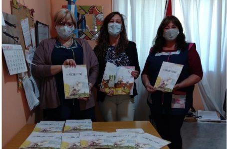 El jardín Amiguitos recibió Material Didáctico desde el Ministerio de Educación de Santa Fe