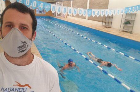 Desde Nadando, escuela de natación comunican la noticia más esperada: