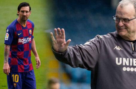 Messi y Bielsa, nominados a los premios The Best 2020