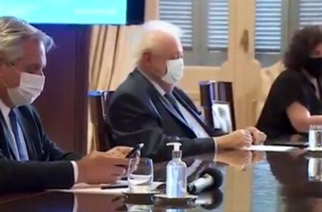 Ginés Gonzáles García aseguró la vacuna para los primeros días de enero
