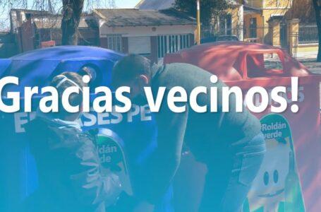 Cronograma de recolección de residuos para todos los barrios de la ciudad en Roldán