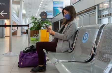 """""""Trabajamos para que vueles seguro!"""", Aeropuerto Internacional Rosario"""