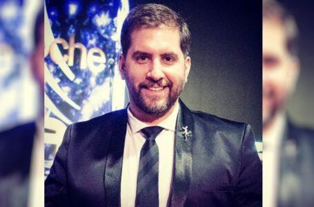 Juan Junco dejó el Grupo de Televisión Litoral