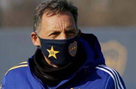 Russo confirmó que Pol Fernández no jugará más en Boca y que Salvio viaja