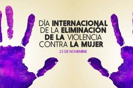 Funes se prepara para el Día Internacional de la Eliminación de la Violencia contra la Mujer