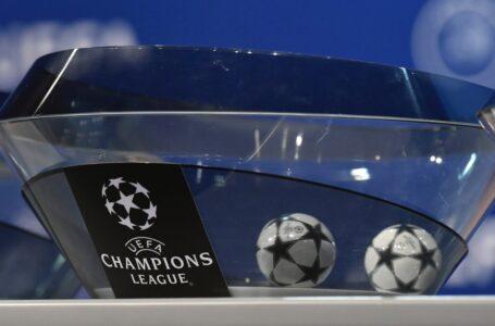 Se sorteó la Champions League: Barcelona mano a mano con PSG en los octavos de final