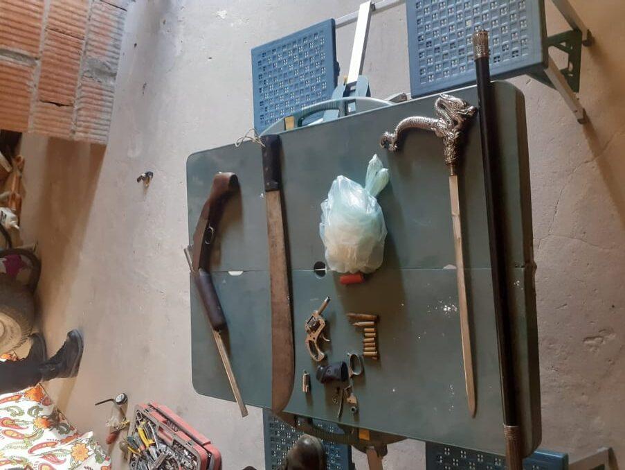 En Roldán imputaron a un hombre de 43 años del Barrio Villa Flores