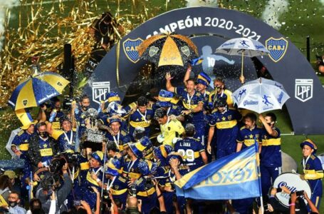 Boca derrotó a Banfield por penales y se consagró campeón de la Copa Diego Armando Maradona