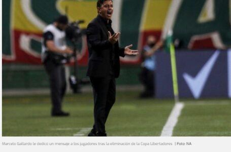 River le ganó 2 a 0 a Palmeiras y se quedó en la puerta