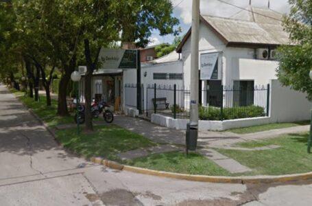 Esta mañana le arrebataron la mochila a una señora, iba en bicicleta en pleno Centro de Funes