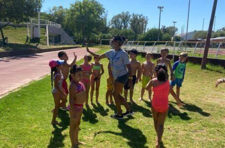 Aguas Santafesinas acerca su Programa Educativo a Colonias Infantiles de Funes