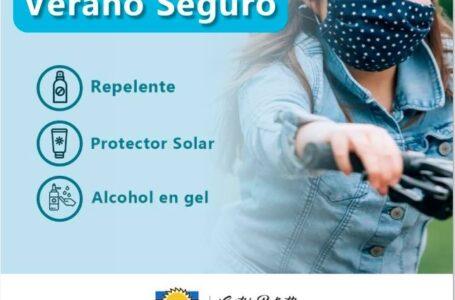 Roldán intensifica las Campañas de prevención