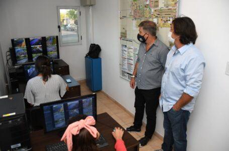 Pedretti inauguró un nuevo destacamento policial en el Barrio Tierra de Sueños III