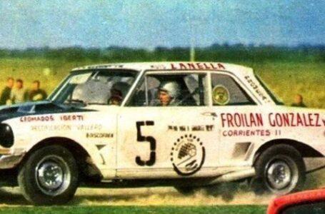 Murió un grande del automovilismo argentino, Jorge Cupeiro