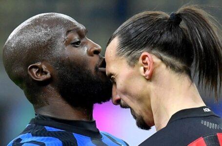 Entre agresiones y frases racistas, Ibrahimovic y Lukaku casi terminan a las piñas