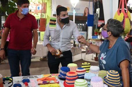 Marcos Cleri visitó Funes