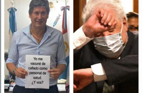 """Vacunados VIP: crece la lista con """"privilegiados"""" en las provincias"""