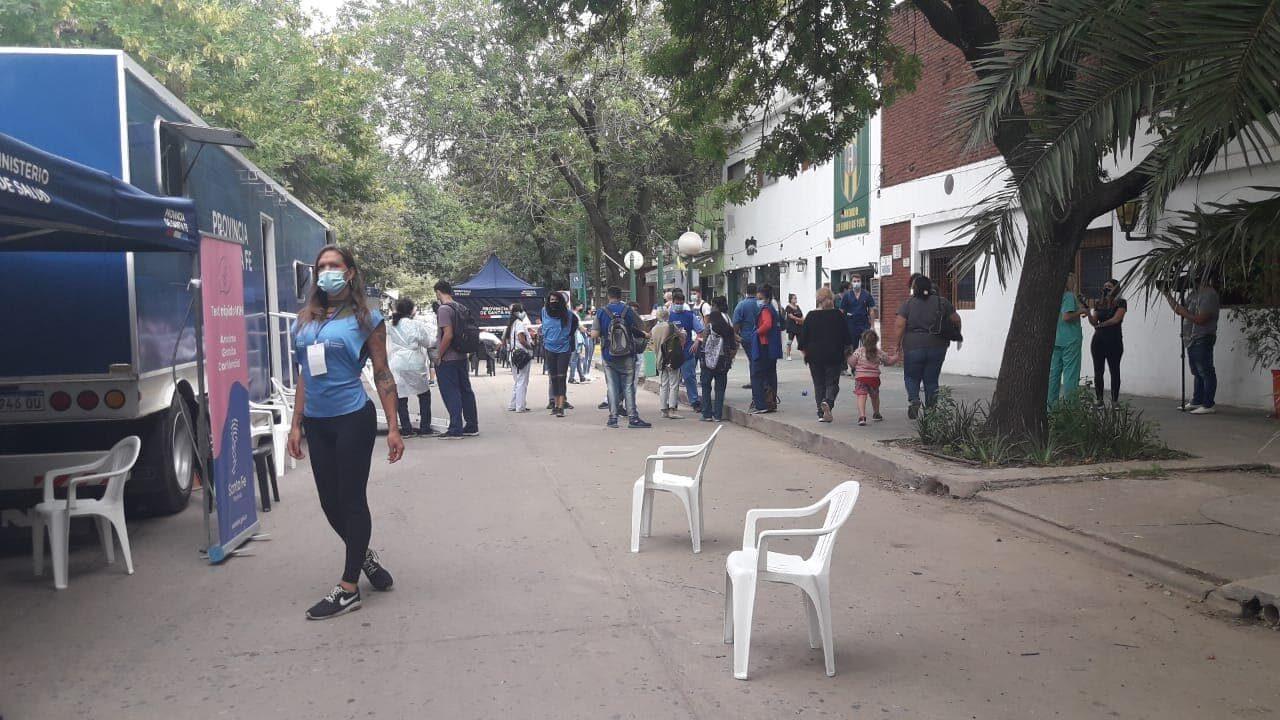"""El Programa """"Santa Fe Verano"""" se realizó en Funes"""