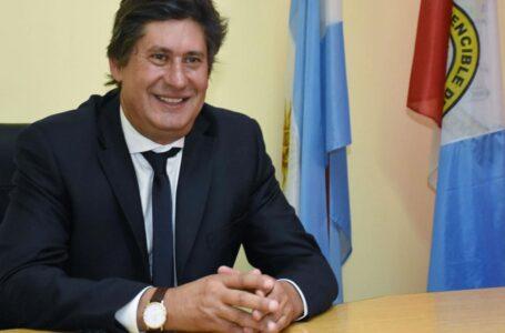 Vacunación VIP: Rolvider Santacroce está vacunado  contra el covid-19 .