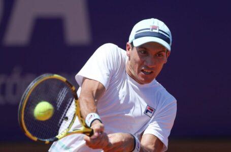 Los argentinos Delbonis, Londero, Coria, Bagnis y Kicker debutan en el Córdoba Open