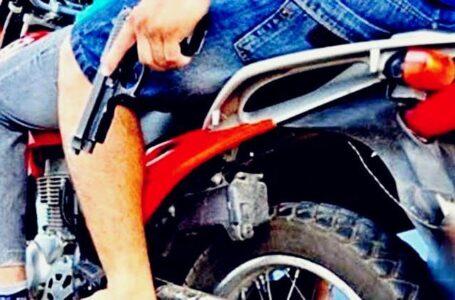 Dos Motochorros robaron a una mujer, a mano armada, en Autopista Rosario / Córdoba
