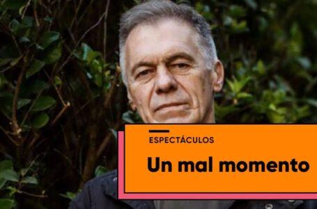 Miguel Ángel Solá sufrió un accidente en una vereda de Madrid, suspendieron las funciones de teatro
