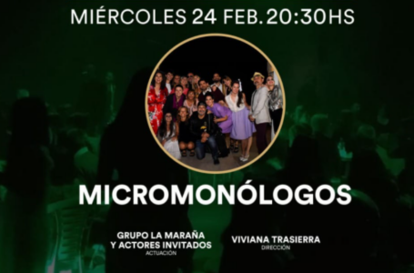 Ciclo de Teatro en Funes con entrada libre y gratuita
