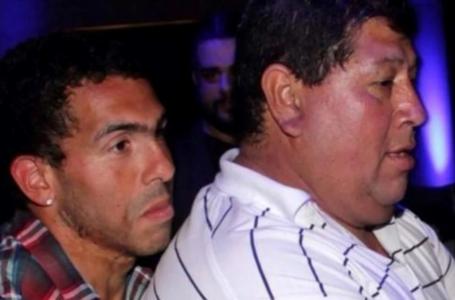 Murió Don Segundo el padre del alma de Carlos Tevez