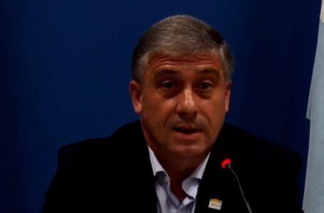 El intendente José María Pedretti inauguró el año Legislativo 2021 en el Concejo Municipal de Roldán