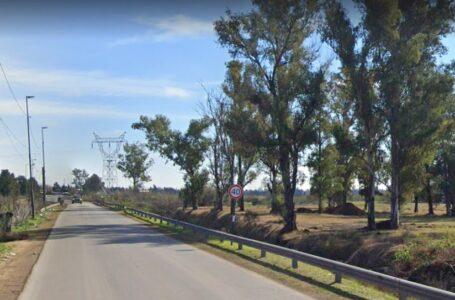 Hallaron un motociclista muerto, suponen que fue por un accidente de tránsito.
