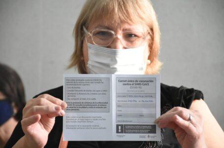 Continúa la Vacunación contra el COVID19