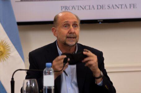 """Perotti : """"En Santa Fe no hay nuevas medidas, pero sí más controles"""""""