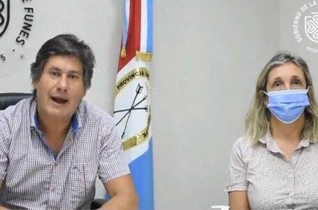La Secretaría de Salud de Funes presentó un informe actualizado