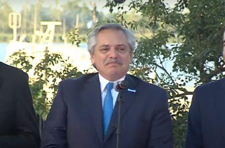 Gabinete federal: Alberto Fernández visita Rosario