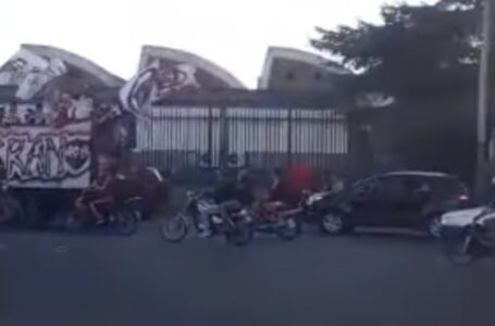 Repercusiones por el banderazo de Newell's tras la detención de más de 100 hinchas