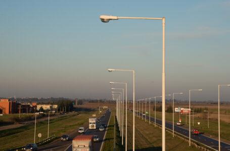 ¿Qué sucedió con las luminarias del acceso a Funes de la AUPISTA ROSARIO CÓRDOBA?