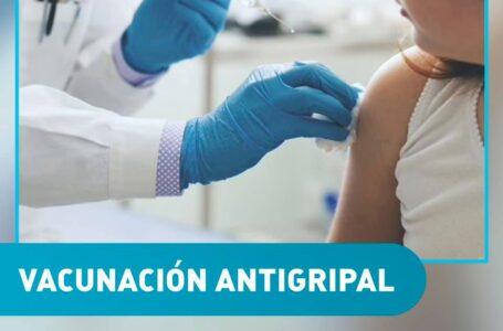 Comienza la Campaña de Vacunación Antigripal en Roldán