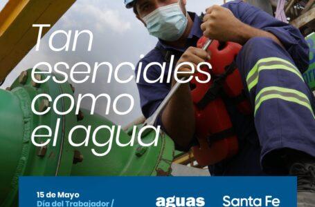 Lunes 17: no habrá atención al usuario en Aguas Santafesinas
