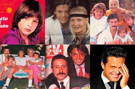 Tensión en la familia de Luis Miguel luego del anuncio del menor de los hermanos