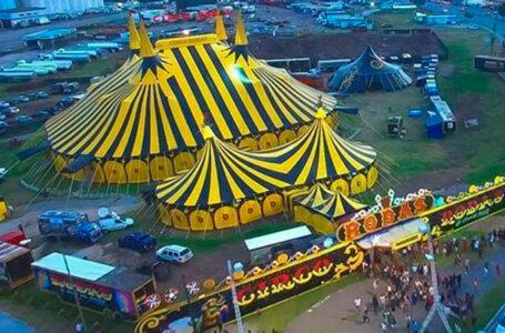 Circo varado en Rosario se convertirá en uno de los centros de testeo más grandes del país